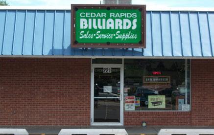 Cedar Rapids Billiards