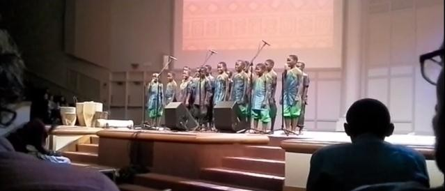 Children's Choir Screenshot
