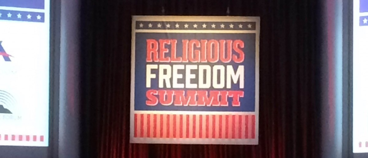 Religious Freedom Summit