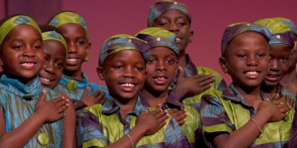 Cedars » African Children's Choir Spreads Awareness, Shows ...