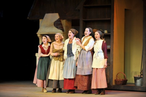 Fiddler Daughters