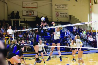 More plays by the Lady Jackets.