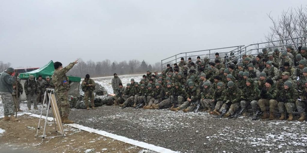 Marauder Battalion Wins Spring FTX