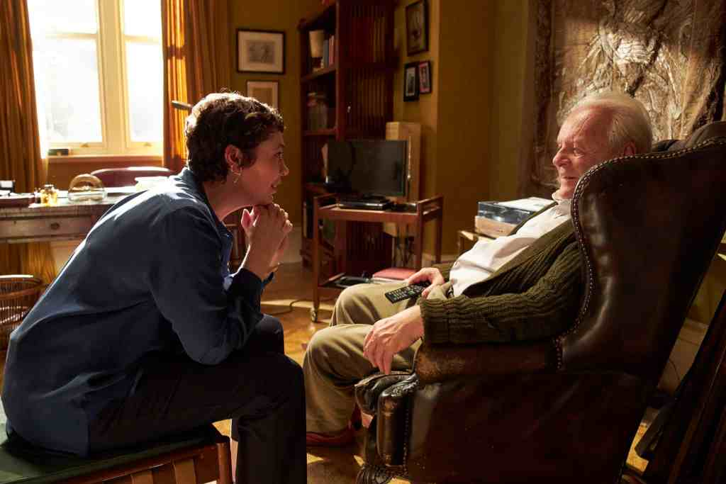 """""""The Father"""" is a Poignant Look at the Devastating Reality of Dementia"""