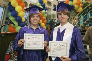"""Graduating """"Seven Seas High"""""""
