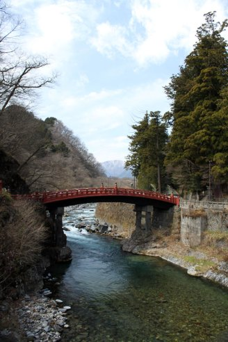 Futarasan sacred bridge