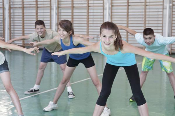 Kids Fitness Classes