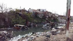Situación de contaminación de los barrios