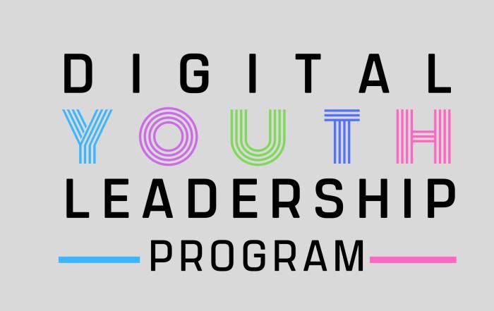 Digital Youth Leadership Program