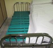 Nuevas camas hospitalarias