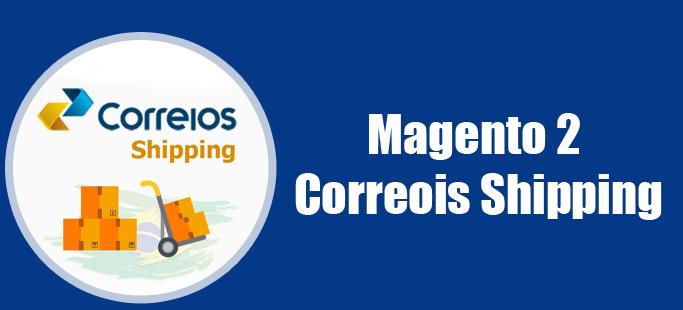 Vendor Correios Shipping Addon.