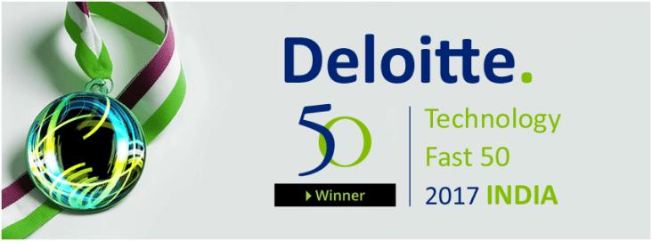 Deloitte Technology Fast 50 India