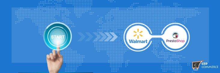Walmart PrestaShop Integration