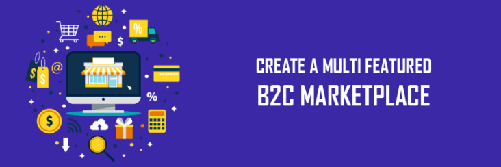 B2C Ecommerce Marketplace