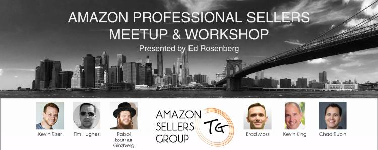 Amazon Professional Sellers Meetup and Workshop 2019