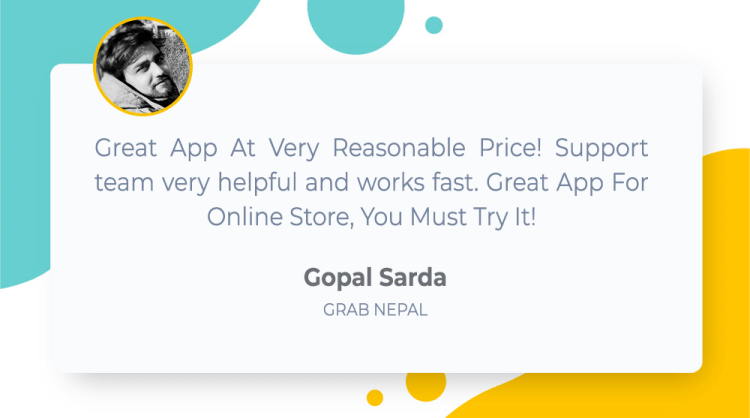 mobile app builder customer review