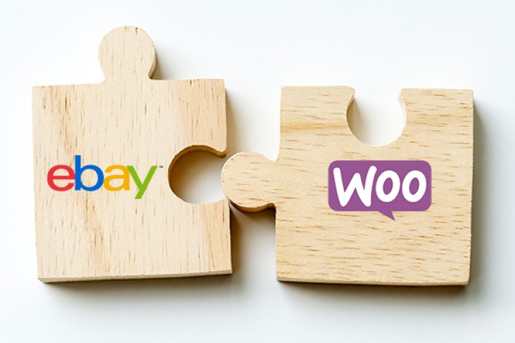 how to integrate using woocommerce | eBay listing