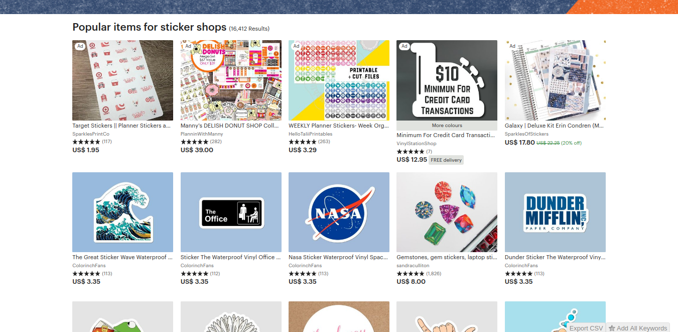 8e21f094e8566 Top Selling Items on Etsy in 2019 - Sell On Etsy | CedCommerce