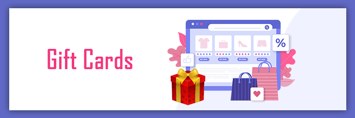 Magento gift card solution
