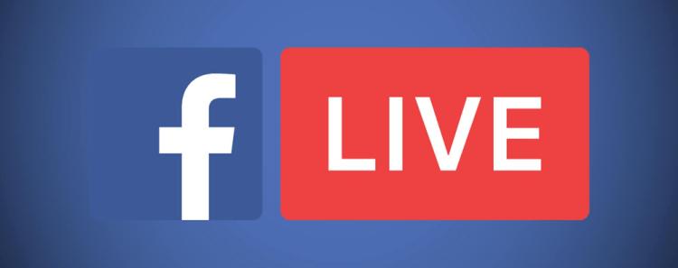 facebook live on facebook business page