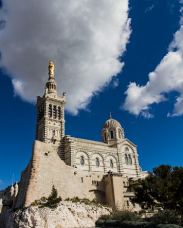 Spend A Day in Marseille