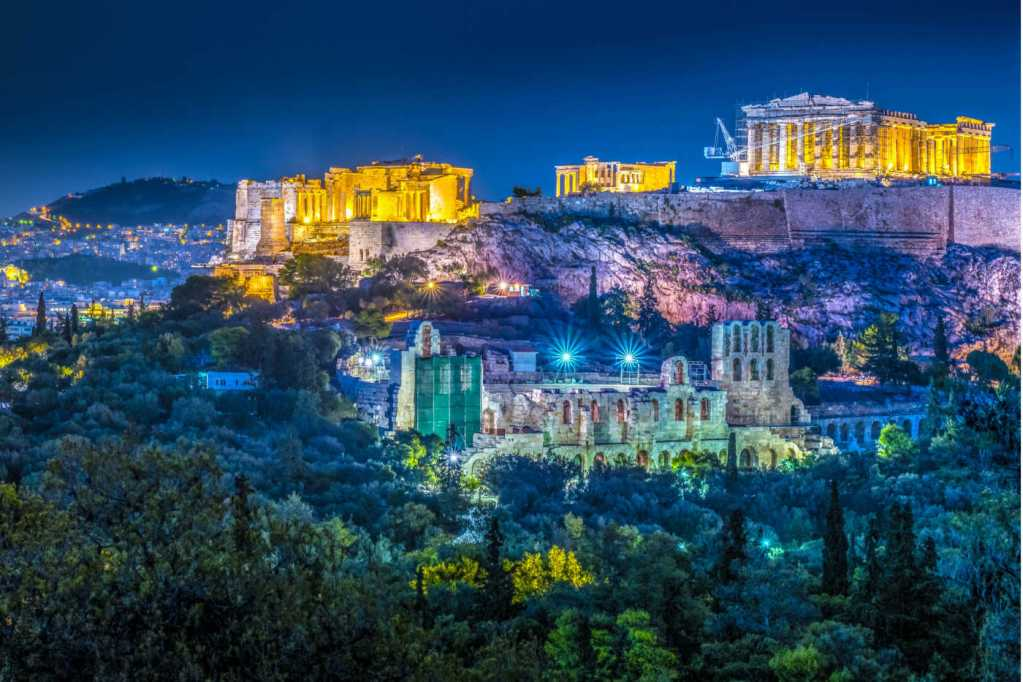 Athens Greece – Sceptre