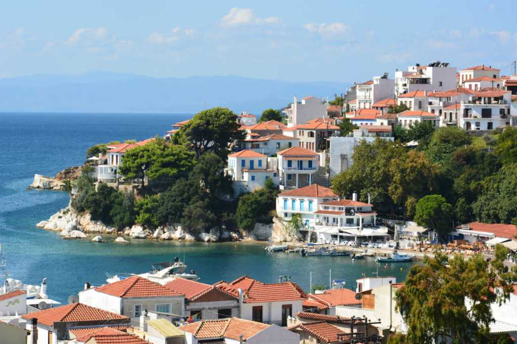 Skiathos, Greece – Sceptre