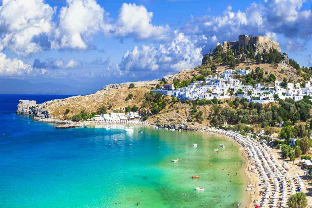 Lindos, Rhodes – Greece – Sceptre
