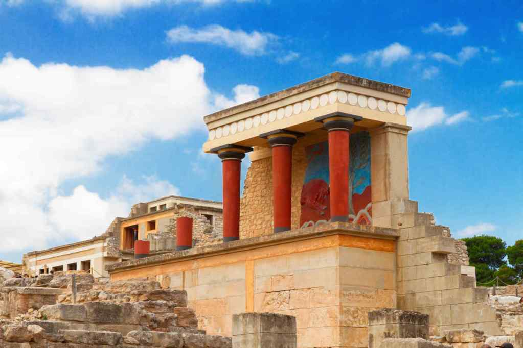 Knossos Palace • Crete, Greece