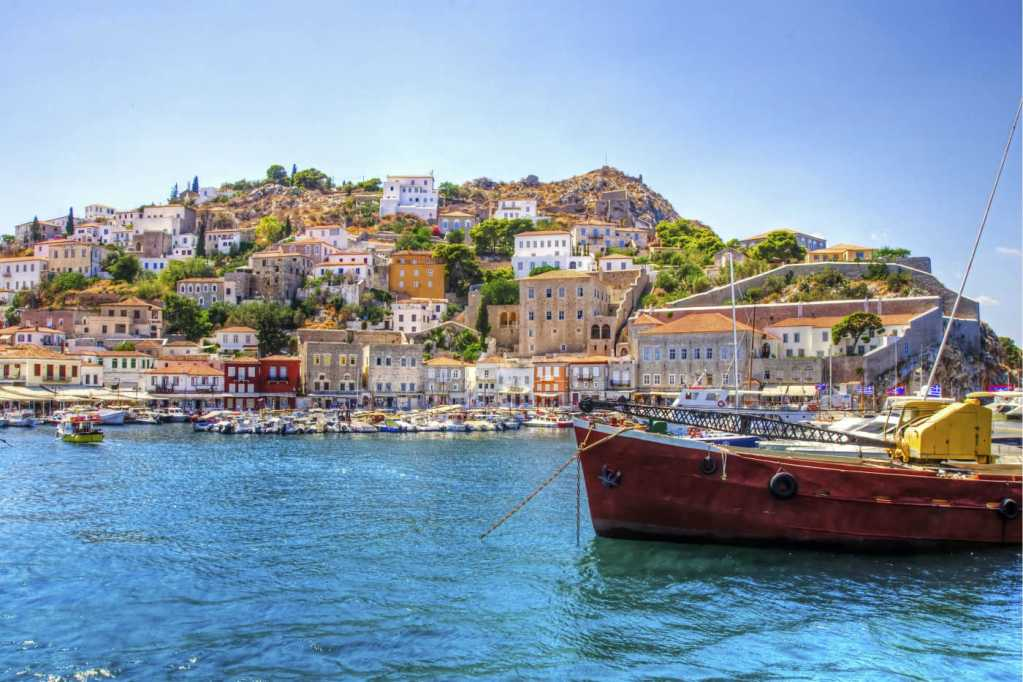 Hydra, Greece – Sceptre