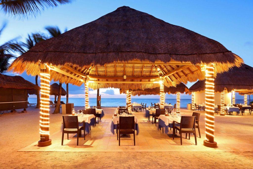 Restaurante-poseidon Palladium Colonial Riviera Maya