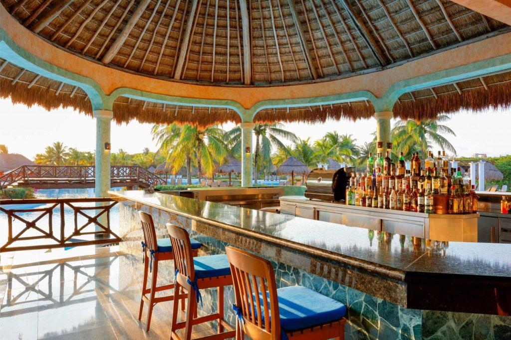 bar-la-laguna Palladium Colonial Riviera Maya