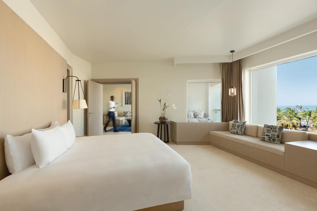 Hyatt-Zilara-Rose-Hall-Ocean-Front-Grand-Butler-Suite-Bedroom