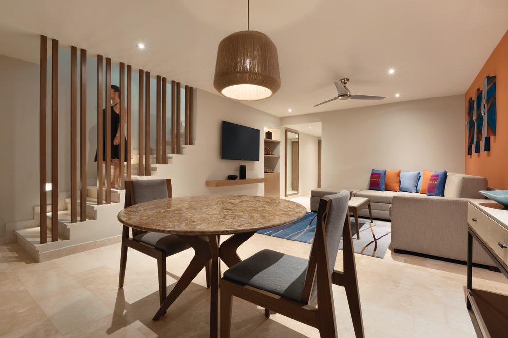 Hyatt-Ziva-Cancun-Ocean-Front-Pyramid-Suite-Living-2