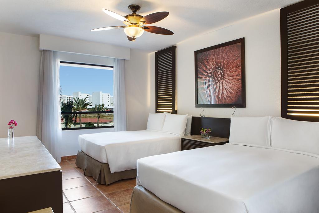 Hyatt-Ziva-Los-Cabos-Ocean-View-Two-Bedroom-Master-Suite-Second-Bedroom