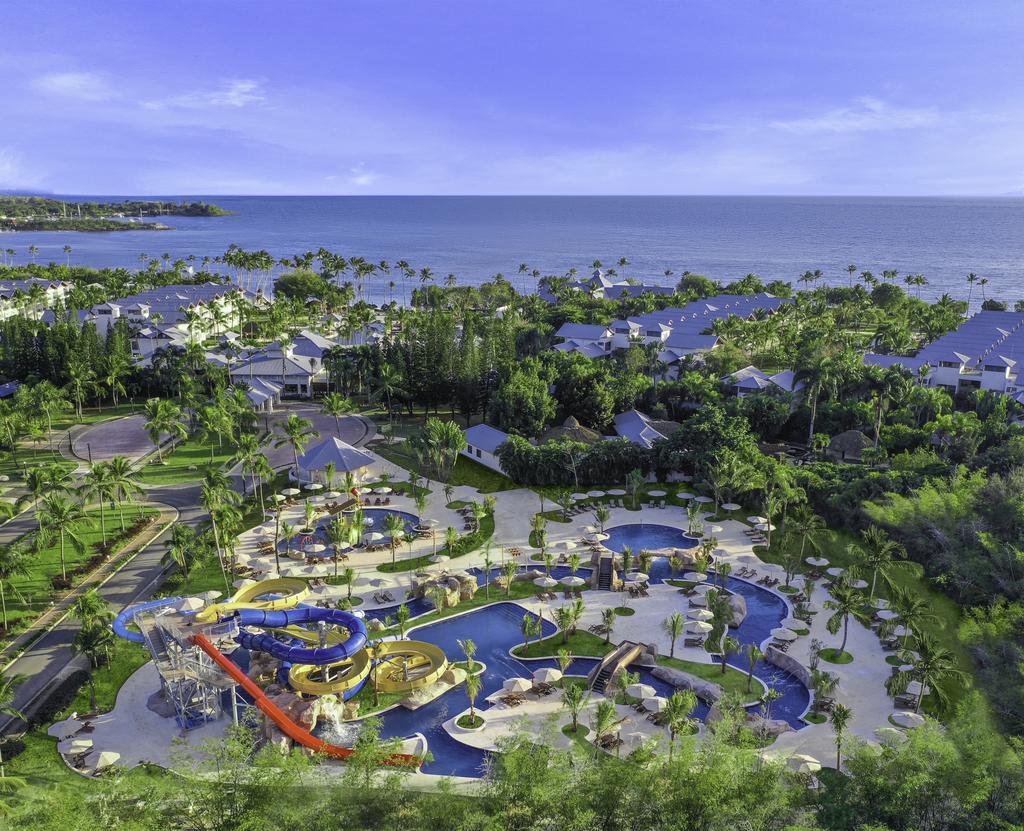 Water park Lar Romana Hilton