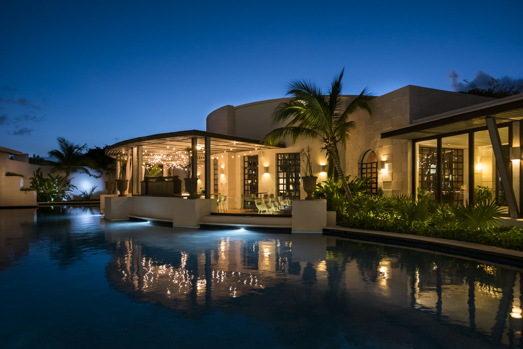 Palmera Lounge-terrace