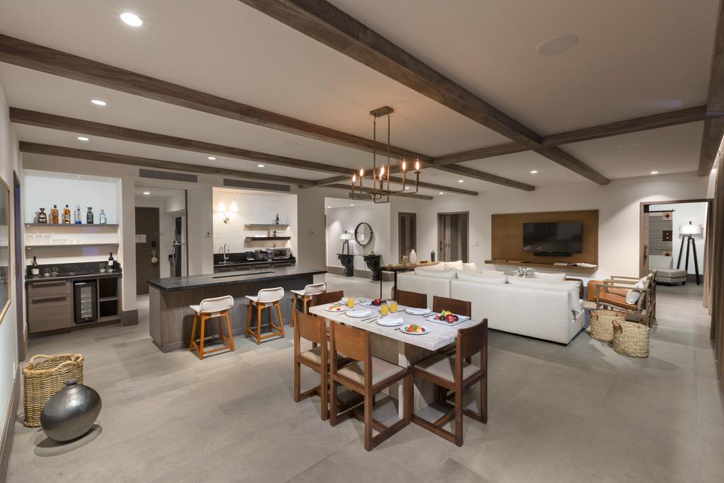 Villa 2087 Living Room
