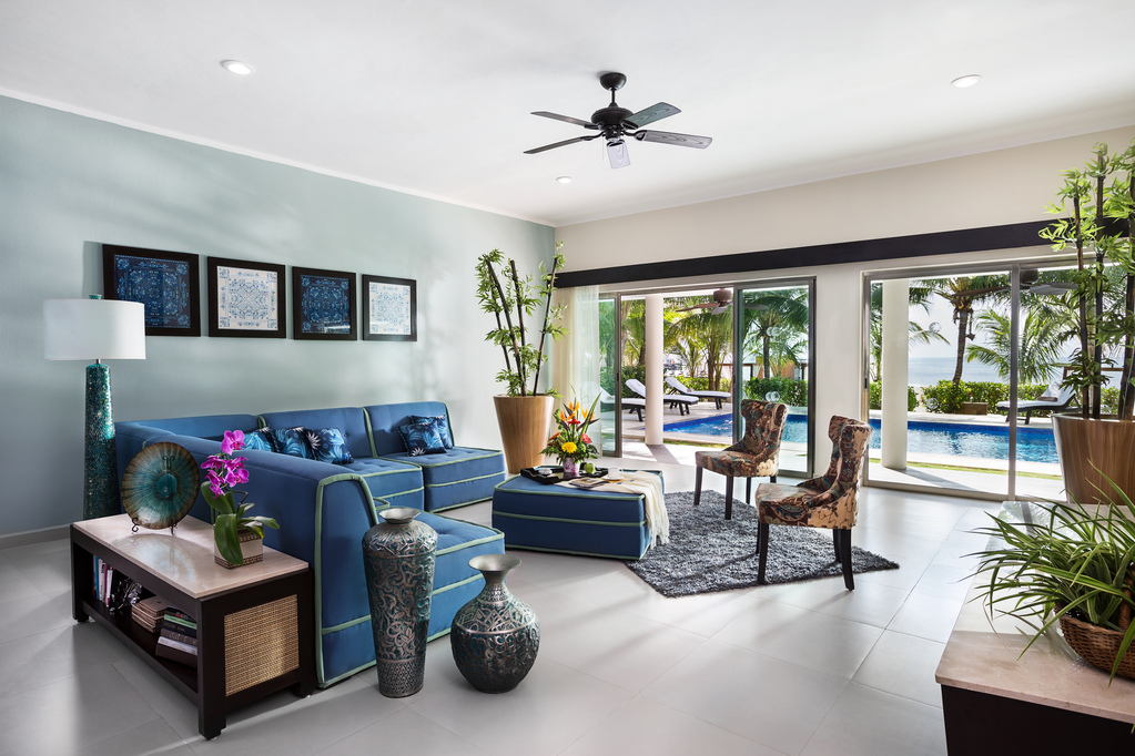EDM_Five bedroom Villa Maroma_Living room