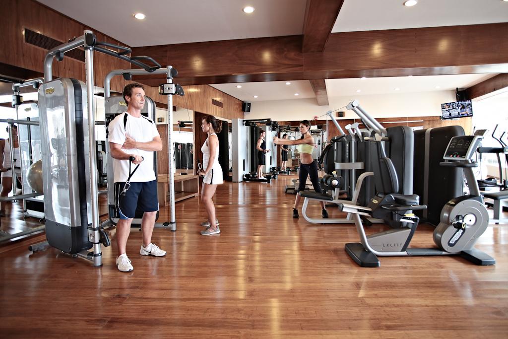 Sandos Finisterra Gym 40