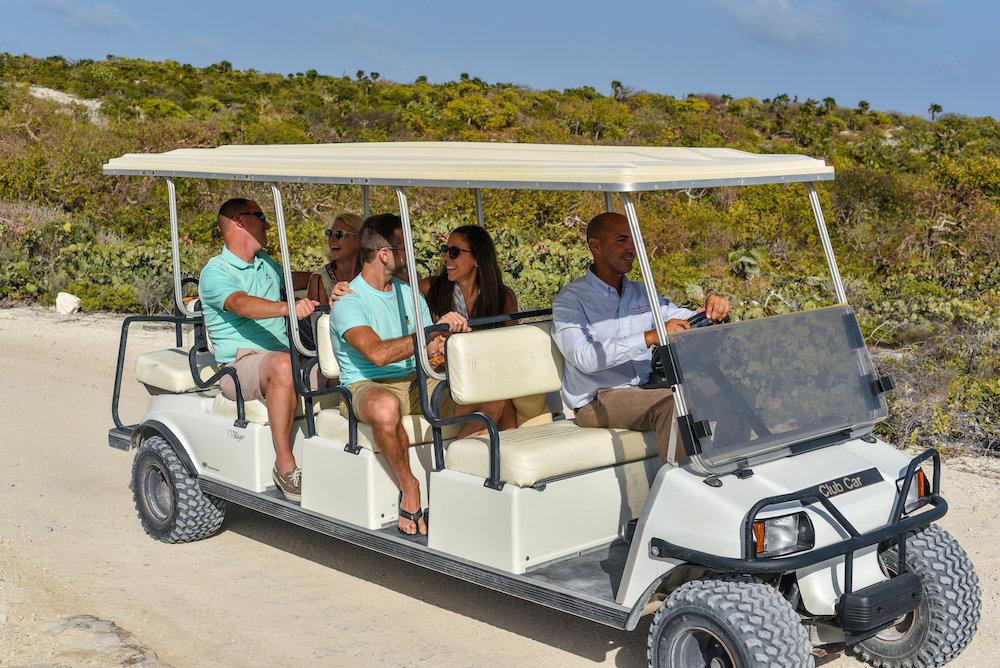 Ambergris-Cay-golf-cart