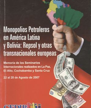 Monopolios petroleros en América Latina
