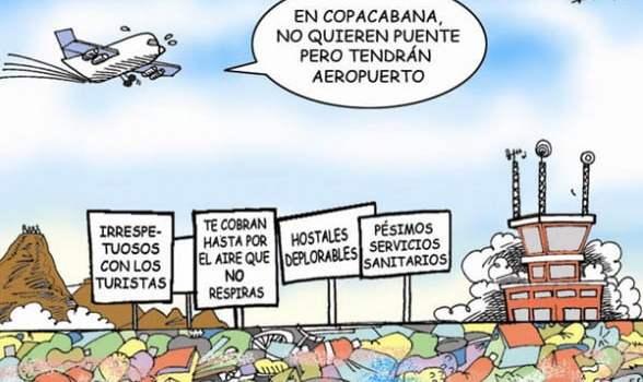 La Prensa, 21 de julio 2012 (Bolivia)