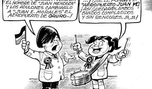 El Diario, 23 de marzo de 2013 (Bolivia)