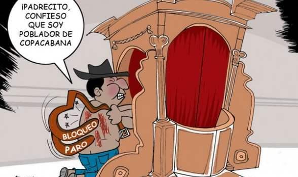 La Prensa, 1 de abril de 2013 (Bolivia)