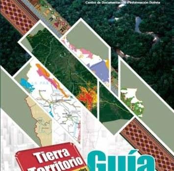 Guía de mapas de tierra, territorio y recursos naturales CD