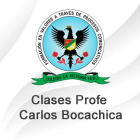 Clases Profe. Carlos Bocachica