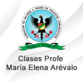 Clases Profe. María Elena Arévalo