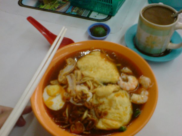 Food in Sandakan - Part 1 (2/6)