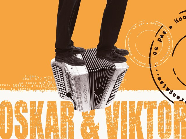 Oskar & Viktor, rien que des chansons de plein d'autres, par Cédric Marchal et François Thollet
